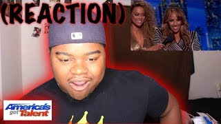 Glennis Grace LIGHTS UP The AGT FINALS Stage & We're SHOOK!! | America's Got Talent 2018(REACTION)