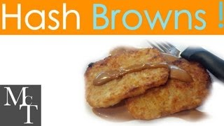 Heavenly Hash Browns & Special Sauce!