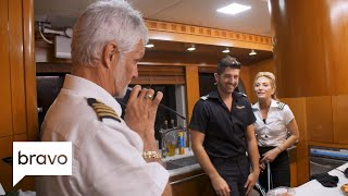 Below Deck: Chandler Brooks Is In Hot Water With Captain Lee (Season 6, Episode 5) | Bravo