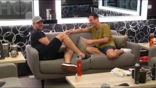 Mitch Tells Raul about ASAP Science - Big Brother Canada 4
