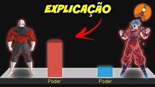 POR QUE JIREN É TÃO PODEROSO? - DRAGON BALL SUPER thumbnail