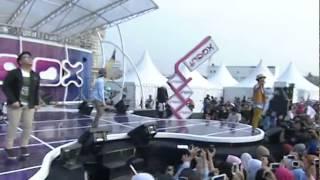 CJR - Terhebat (Live on Inbox)