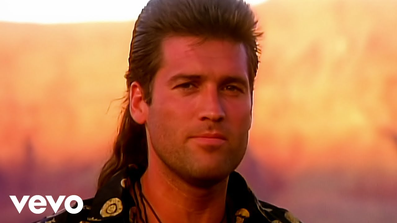 billy ray cyrus in the heart of a woman official music