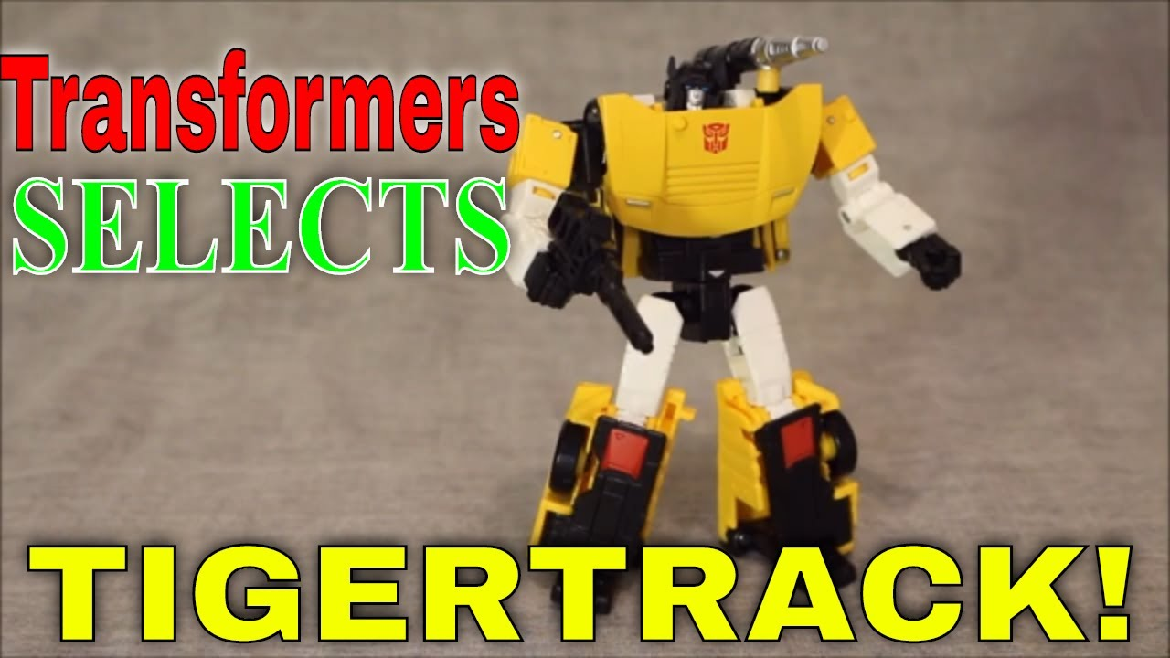 Selects Tigertrack: The Awesome Yellow Sideswipe Whose Just Sorta There by GotBot