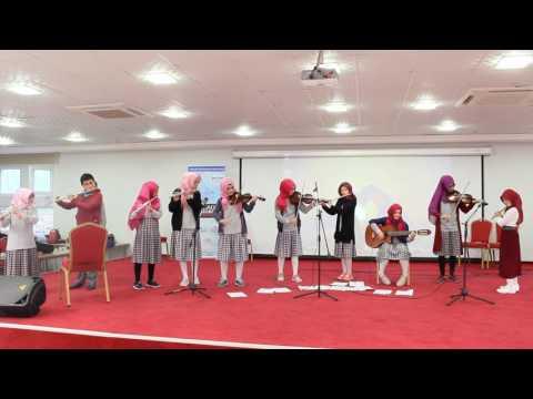 Fatih İmam Hatip Ortaokulu Müzik Dinletisi - 2017
