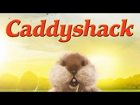Caddyshack Slot - LIVE PLAY Bonuses! - 동영상
