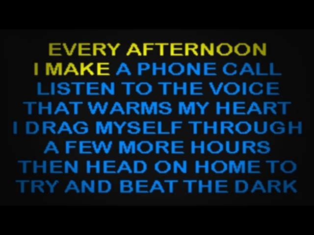 SC2357 05   Rascal Flatts   This Everyday Love [karaoke]
