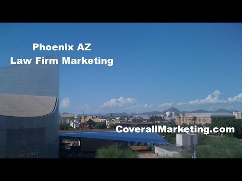 Law Firm Marketing Phoenix AZ - CoverallMarketing.com