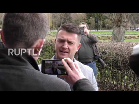 UK: Tommy Robinson loses harassment case against Cambridgeshire police