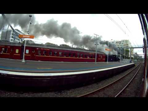 Sydney Transport Heritage Expo 2017 Great Train Race