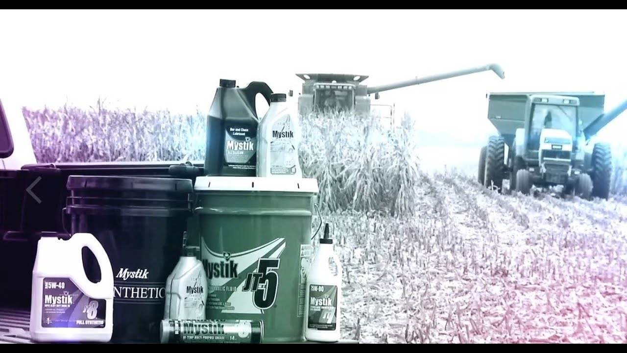High Performance Fluids For Today S Farm Equipment Mystik