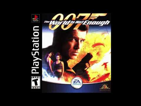 007 The World Is Not Enough PS1 | Courrier Mission ORIGINAL Soundtrack