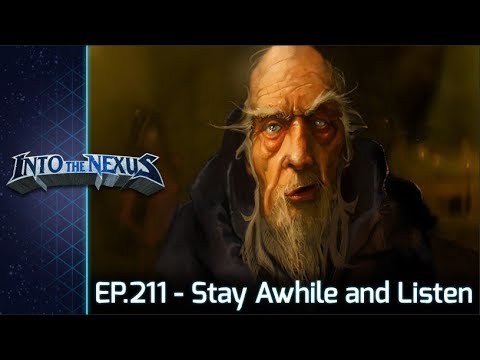"""#211 - Into the Nexus: """"Stay Awhile and Listen"""""""
