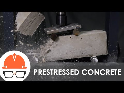 What is Prestressed Concrete?
