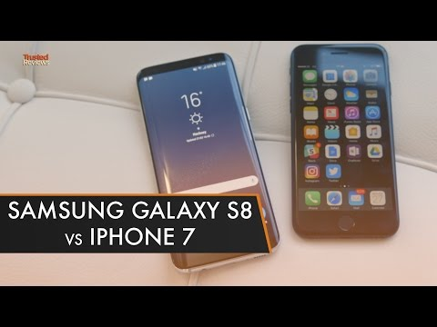 Samsung Galaxy S8 vs iPhone 7 | Best Phone for You?