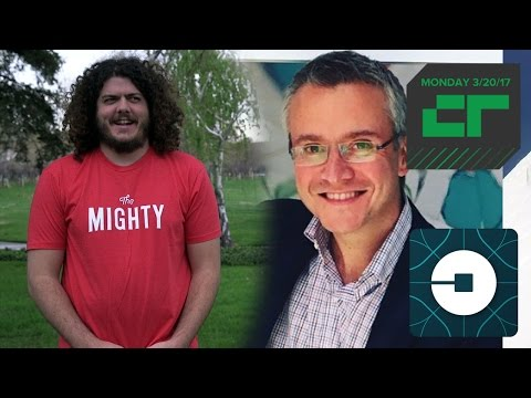 Uber's President Leaves Company | Crunch Report