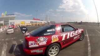 Calificari Szabo Istvan GTT Drift Championship etapa IV Constanta