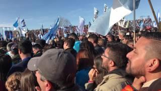 Discurso de Cristina Fernández en el lanzamiento de Unidad Ciudadana