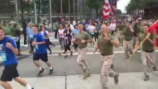 6th Communication Battalion - Tunnel to Towers Run 2015 - (Explicit Version)