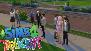 VIXELLA HAS BEEN KIDNAPPED - Sims 4 Trollcraft - EP 09