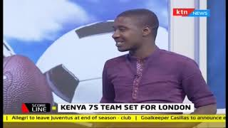 Kabras against KCB, Kenya 7s Team set for London, HSBC world Rugby standings | KTN SCORELINE