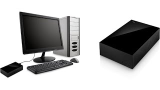 Seagate Plus 8 TB Desktop External Hard Drive With Mobile Device Backup USB 3.0 Review