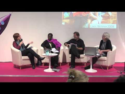 IBBY panel session at the 2013 Frankfurt Book Fair