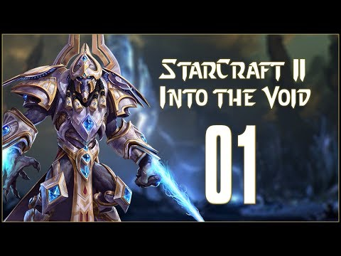 INTO THE VOID - StarCraft II: Into the Void - Ep.01!