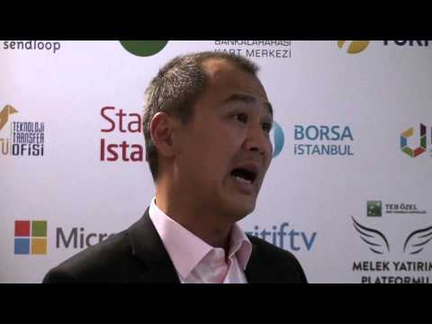 Andy Tsao-Silicon Valley Bank, Startup Istanbul Interview