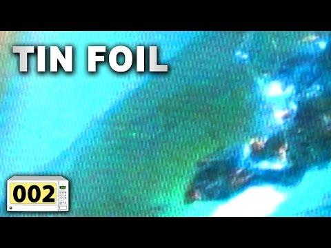 Microwave Tin Foil (#002)