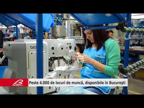Peste 4 000 De Locuri De Muncă, Disponibile în Bucureşti