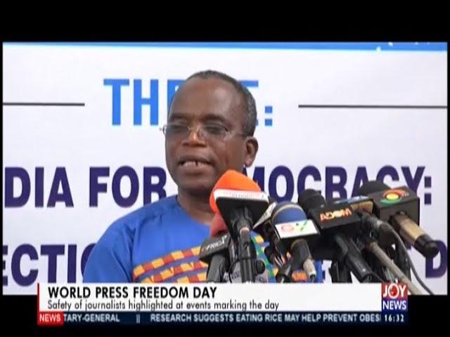 World Press Freedom Day - The Pulse on JoyNews (3-5-19)