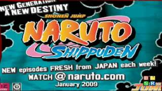 Naruto Shippuden Dub Battle Trailer(HD)(New)12/20/08