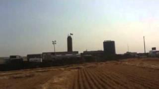 Fracking blockade: Blood Reserve pt 2