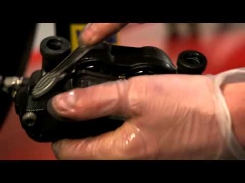WD-40 Cleaning Brakes & Callipers