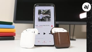 Using two AirPods with one iPhone on iOS 13!