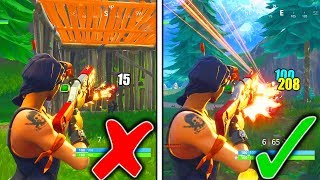 HOW TO HAVE PERFECT AIM FORTNITE TIPS AND TRICKS! HOW TO AIM BETTER IN FORTNITE CONSOLE TIPS!