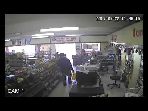 south Africa shop Robbery part 2