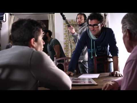 Making of Marc Márquez Que la investigación corra más que el Alzheimer