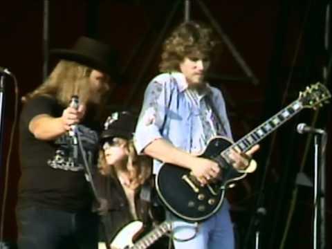 Lynyrd Skynyrd Tribute....Mississippi Kid