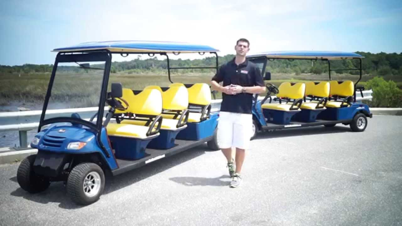 Golf Carts For College And Universities Street Legal 6