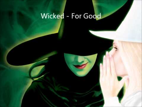 Wicked - For Good (Piano Cover)