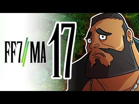 Final Fantasy VII: Machinabridged (#FF7MA) - Ep. 17 - Team Four Star
