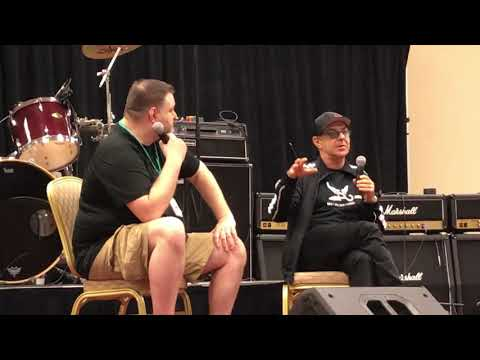 Anton Fig COMPLETE  Q&A - Indy KISS Expo 2018