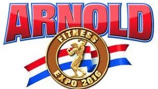 2016 Arnold Sports Fest Powered by #1Ricart