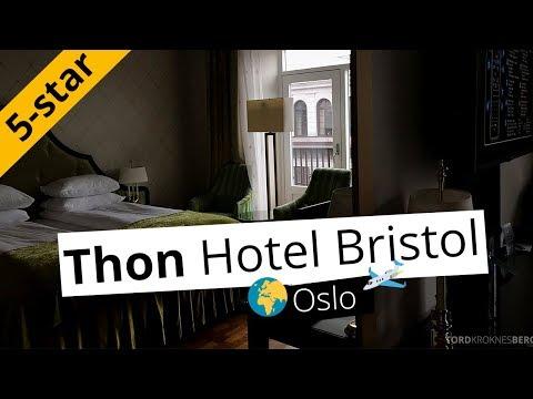 REVIEW: Thon Hotel Bristol In Oslo