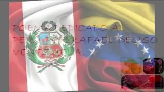 Ofrenda al Perú de un venezolano. (Poesía)