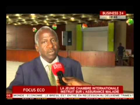 Business 24 focus eco la jeune chambre internationale instruit sur l 39 assurance maladie youtube - Jeune chambre internationale ...