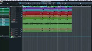 Using The Arranger Track For Songwriting In Studio One 3