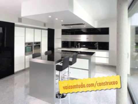 Arm rios de cozinhas modernos youtube for Armarios modernos